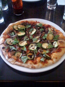 Roasted Veg Pizza from Morris East