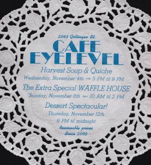 Cafe Eyelevel